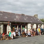 Socialising in Carrigaholt
